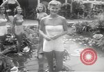 Image of American models Beverly Hills California USA, 1949, second 33 stock footage video 65675062836