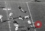 Image of football game Los Angeles California USA, 1949, second 11 stock footage video 65675062837