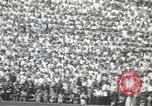 Image of football game Los Angeles California USA, 1949, second 20 stock footage video 65675062837