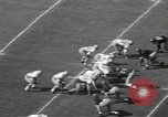 Image of football game Los Angeles California USA, 1949, second 22 stock footage video 65675062837