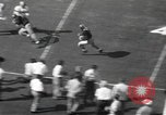 Image of football game Los Angeles California USA, 1949, second 34 stock footage video 65675062837