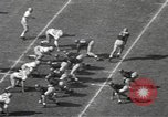 Image of football game Los Angeles California USA, 1949, second 37 stock footage video 65675062837