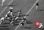 Image of football game Los Angeles California USA, 1949, second 38 stock footage video 65675062837