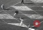 Image of football game Los Angeles California USA, 1949, second 44 stock footage video 65675062837