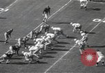 Image of football game Los Angeles California USA, 1949, second 47 stock footage video 65675062837