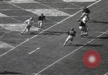 Image of football game Los Angeles California USA, 1949, second 52 stock footage video 65675062837