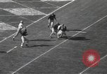Image of football game Los Angeles California USA, 1949, second 53 stock footage video 65675062837