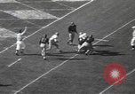 Image of football game Los Angeles California USA, 1949, second 54 stock footage video 65675062837