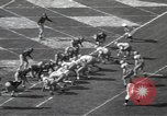 Image of football game Los Angeles California USA, 1949, second 57 stock footage video 65675062837