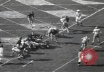 Image of football game Los Angeles California USA, 1949, second 58 stock footage video 65675062837