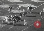 Image of football game Los Angeles California USA, 1949, second 59 stock footage video 65675062837