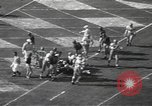 Image of football game Los Angeles California USA, 1949, second 62 stock footage video 65675062837
