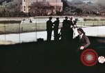 Image of American Army Air Force personnel England United Kingdom, 1943, second 33 stock footage video 65675062856