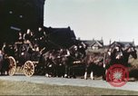 Image of American Army Air Force personnel England United Kingdom, 1943, second 61 stock footage video 65675062856