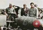 Image of United States Army Air Forces Polebrook Northamptonshire England United Kingdom, 1943, second 3 stock footage video 65675062857