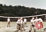 Image of United States Army Air Forces Polebrook Northamptonshire England United Kingdom, 1943, second 18 stock footage video 65675062858