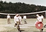 Image of United States Army Air Forces Polebrook Northamptonshire England United Kingdom, 1943, second 19 stock footage video 65675062858
