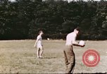 Image of United States Army Air Forces Polebrook Northamptonshire England United Kingdom, 1943, second 23 stock footage video 65675062858