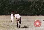 Image of United States Army Air Forces Polebrook Northamptonshire England United Kingdom, 1943, second 42 stock footage video 65675062858