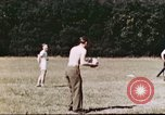 Image of United States Army Air Forces Polebrook Northamptonshire England United Kingdom, 1943, second 44 stock footage video 65675062858