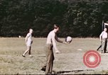 Image of United States Army Air Forces Polebrook Northamptonshire England United Kingdom, 1943, second 45 stock footage video 65675062858