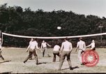 Image of United States Army Air Forces Polebrook Northamptonshire England United Kingdom, 1943, second 49 stock footage video 65675062858