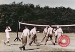 Image of United States Army Air Forces Polebrook Northamptonshire England United Kingdom, 1943, second 52 stock footage video 65675062858