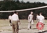 Image of United States Army Air Forces Polebrook Northamptonshire England United Kingdom, 1943, second 61 stock footage video 65675062858