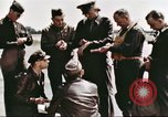 Image of United States Army Air Forces Polebrook Northamptonshire England United Kingdom, 1943, second 8 stock footage video 65675062859