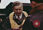 Image of United States Army Air Forces Polebrook Northamptonshire England United Kingdom, 1943, second 34 stock footage video 65675062859