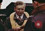 Image of United States Army Air Forces Polebrook Northamptonshire England United Kingdom, 1943, second 36 stock footage video 65675062859
