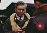 Image of United States Army Air Forces Polebrook Northamptonshire England United Kingdom, 1943, second 37 stock footage video 65675062859