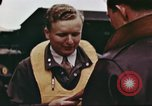 Image of United States Army Air Forces Polebrook Northamptonshire England United Kingdom, 1943, second 45 stock footage video 65675062859