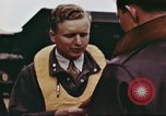 Image of United States Army Air Forces Polebrook Northamptonshire England United Kingdom, 1943, second 48 stock footage video 65675062859
