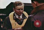 Image of United States Army Air Forces Polebrook Northamptonshire England United Kingdom, 1943, second 49 stock footage video 65675062859