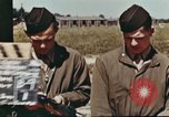 Image of United States Army Air Forces Polebrook Northamptonshire England United Kingdom, 1943, second 3 stock footage video 65675062860