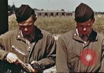 Image of United States Army Air Forces Polebrook Northamptonshire England United Kingdom, 1943, second 8 stock footage video 65675062860