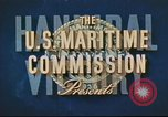 Image of transporting freight car wheels United States USA, 1945, second 7 stock footage video 65675062867