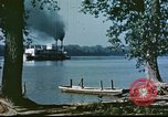 Image of transporting freight car wheels United States USA, 1945, second 41 stock footage video 65675062867