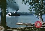 Image of transporting freight car wheels United States USA, 1945, second 42 stock footage video 65675062867