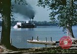 Image of transporting freight car wheels United States USA, 1945, second 43 stock footage video 65675062867