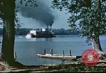 Image of transporting freight car wheels United States USA, 1945, second 45 stock footage video 65675062867
