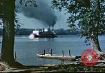 Image of transporting freight car wheels United States USA, 1945, second 46 stock footage video 65675062867