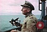 Image of Hannibal Victory ship Philippine Sea, 1945, second 12 stock footage video 65675062870