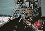 Image of Hannibal Victory ship Philippine Sea, 1945, second 45 stock footage video 65675062870