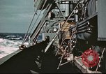 Image of Hannibal Victory ship Philippine Sea, 1945, second 46 stock footage video 65675062870