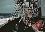 Image of Hannibal Victory ship Philippine Sea, 1945, second 48 stock footage video 65675062870