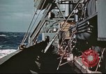 Image of Hannibal Victory ship Philippine Sea, 1945, second 51 stock footage video 65675062870