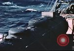 Image of Hannibal Victory ship Philippine Sea, 1945, second 55 stock footage video 65675062870