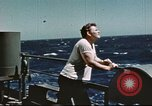 Image of Hannibal Victory ship Philippine Sea, 1945, second 4 stock footage video 65675062871